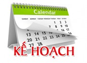 Kế hoạch hoạt động năm học mới